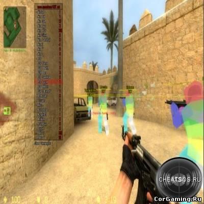 Описание чита: Чит SPEED MAN Версия игры: патч версии v60,v61 VAC стату